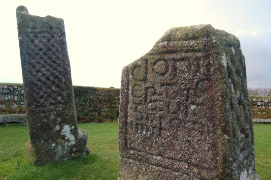 bodmin moor king donierts stones archaeology