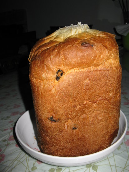 葡萄干面包
