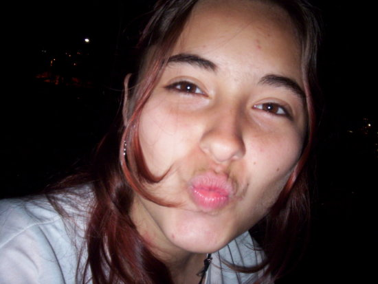 Me! :) - Sending kisses for all of my visitors Special kisses for my boyfriend and my Big Brothe...