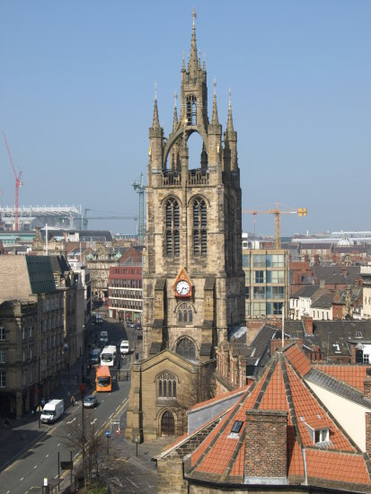 st nicks cathedral newcastle
