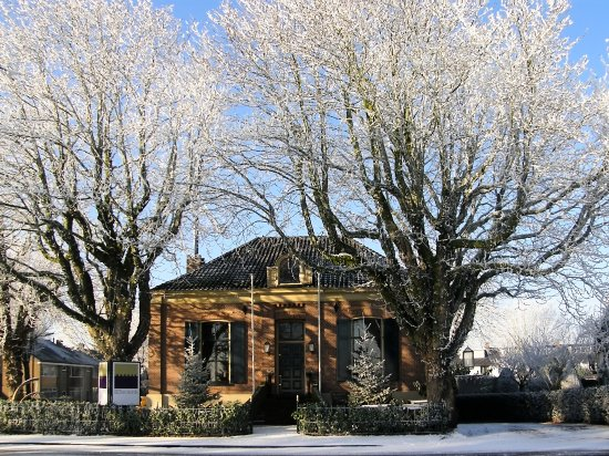 netherlands eemnes architecture house winter nethx eemnx archn housn
