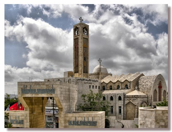 jordan amman architecture church hdr peashdrclub jordx ammax archj churj