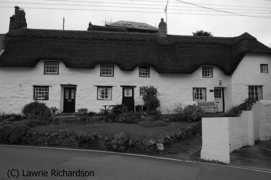 Fishermans Cottages in Cadgwith