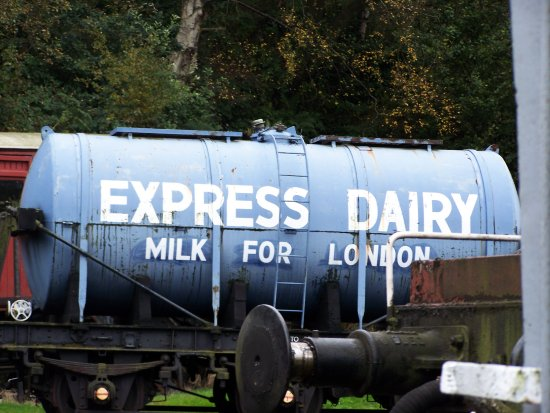 Milk for London ?
