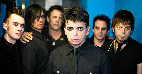 Gary Numan - Band Shot