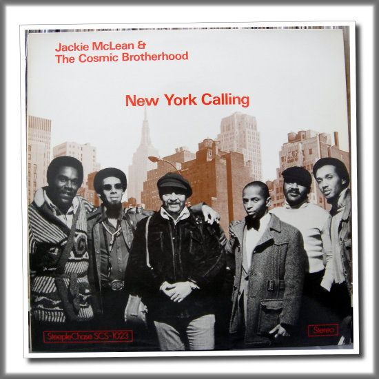 New York Calling Steeple Chase Recorded October 30 1974