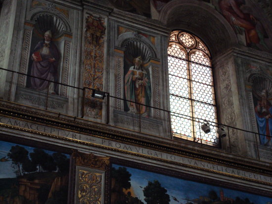 The Sistine Chapel - The Vatican Museums