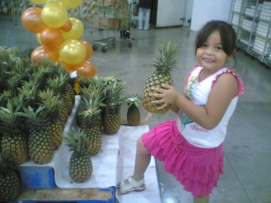 Pineapple, pineapple & more pineapples...