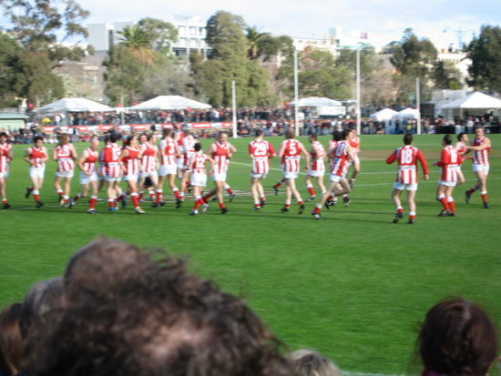 communitycup AFL football RRR PBS stkilda victoria australia pc3282