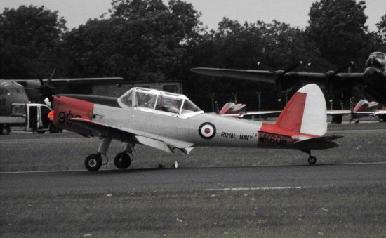 chipmunk raf airshow fairford