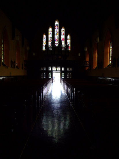 joe ireland church mooncoin