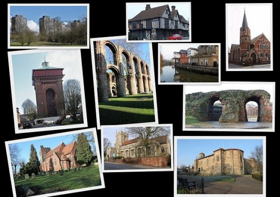 Collage of Colchester In Essex