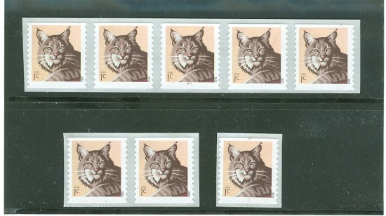 stamps wildlife
