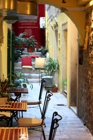 cafe passage dubrovnik