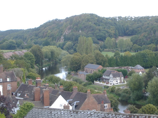river severn bridgnorth houses