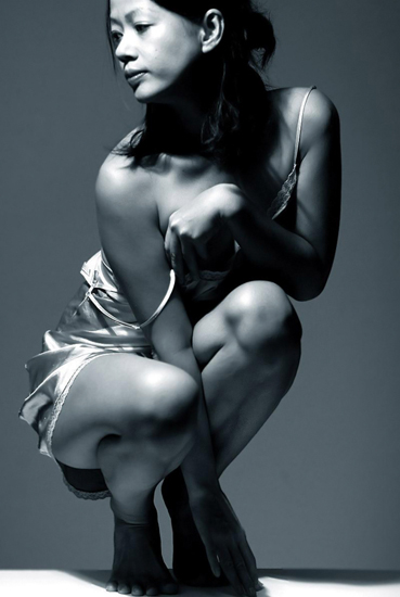 self-portrait. one of my sucessful self-portrait which lead me to an Editorial photography for ...