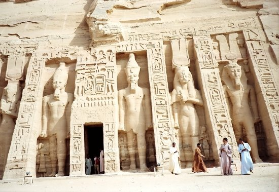An introduction to the relationship between egyptian rulers and their gods