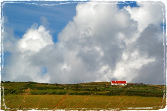Cottage Kerry Head Ballyheigue Kerry Ireland Peter OSullivan