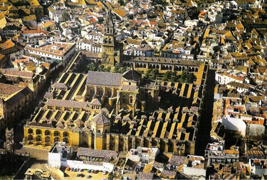 Spain Cordoba Mosque cathedral history architecture