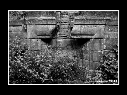 Documentary Stone Fireplace Ruin Lancashire Remnants Spideyj