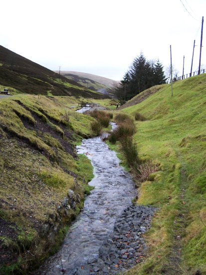 little burn Leadhills