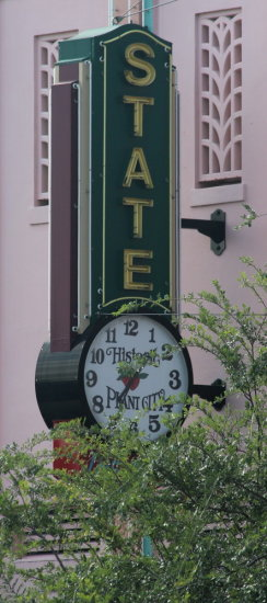 clock Plant City Florida