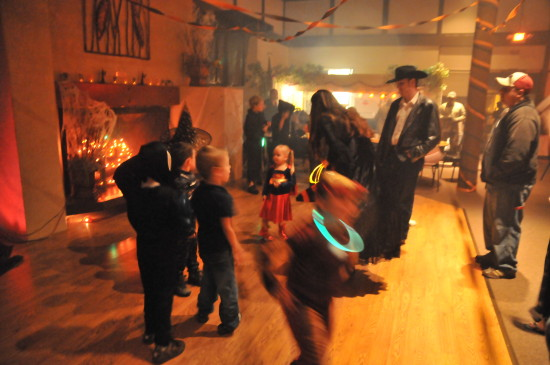 dancefriday halloween2008