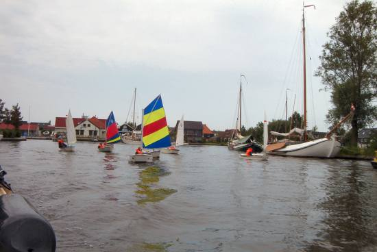 sailing kids Netherlands