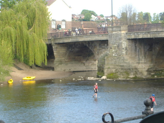 river severn bridge Bridgnorth