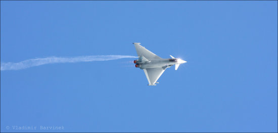 aeroplanes eurofighter typhoon