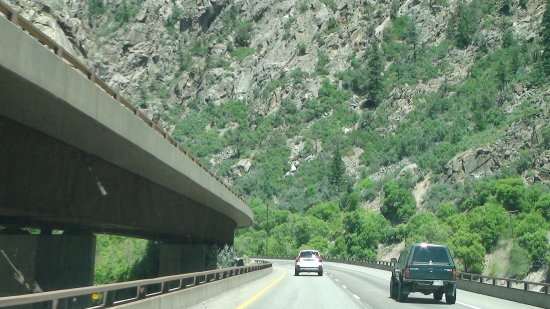 Glenwood Springs I70
