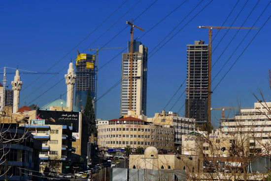 construction amman city buildings mosque