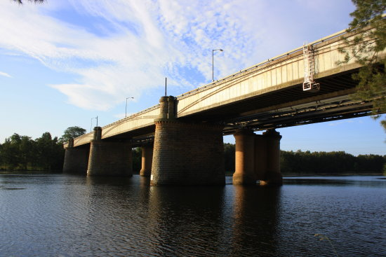 nepean river bridge