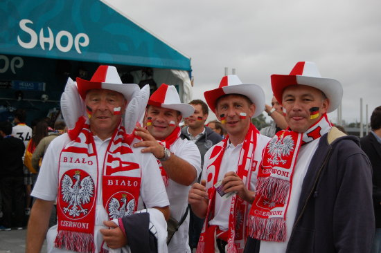 European Football Championship Poland