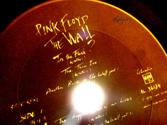 music pink floyd record