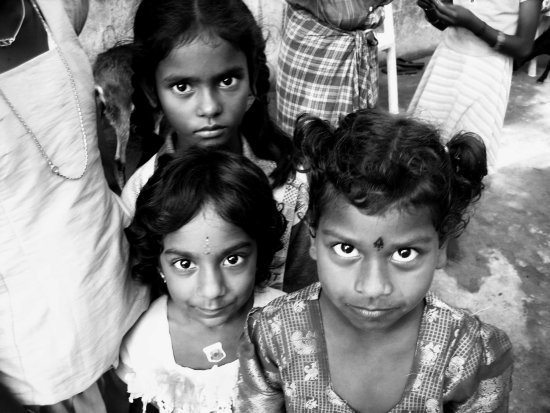 Dalit girls Chennai India