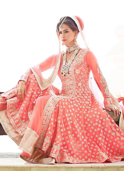 Salwar Suits Neck Designs 2014 for Wedding Photos Pics : Buy
