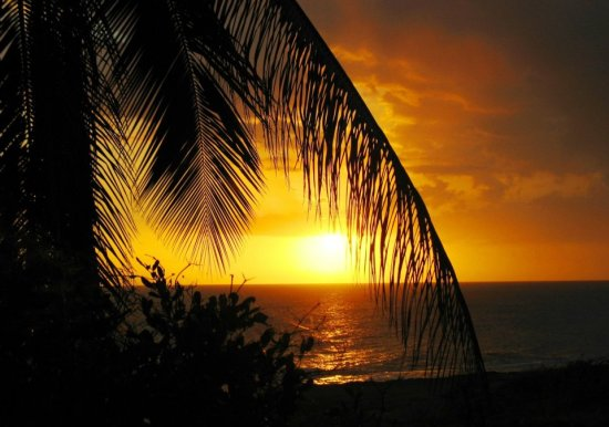 jamaica Treasure Beach sunset