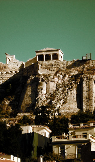 Acropolis Athens Greece ancient architecture
