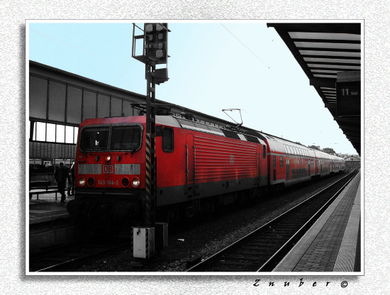Train Trier Germany znuber