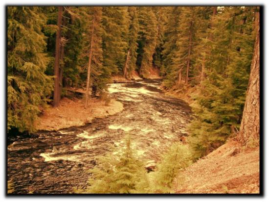 Rogue River Gorge series.