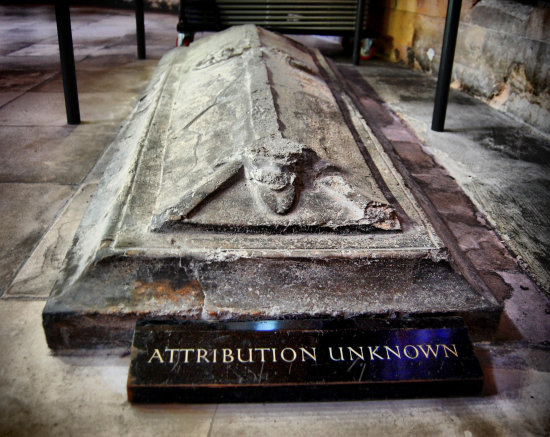 Unknown Attribute Temple Church London UK
