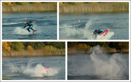 waterskiing rutbeek holland