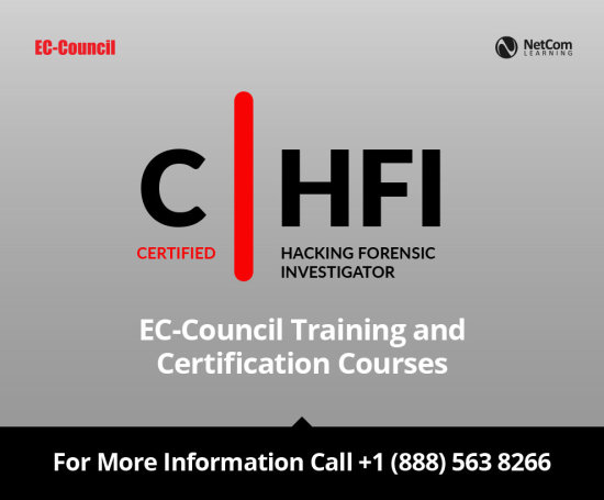 EC-Council CHFI Certification | EC-Council Certification Training ...