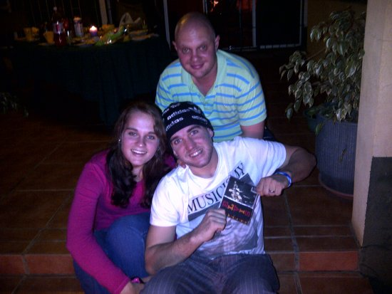 cefas zanie van den berg gertjie bezuidenhout love you two so much you rock