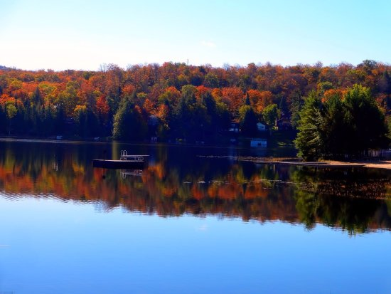 Fall in The Adirondack Mountains, New York State  See more of my photos here  http://www.flickr...