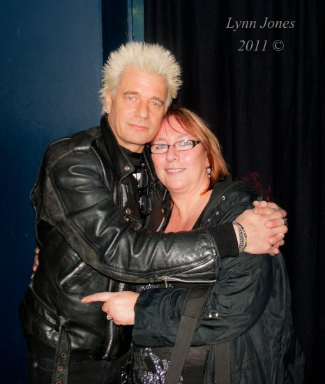 GBH Lynnj04 and Colin punk band