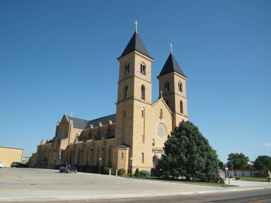 Kansas Cathedral of the Plains