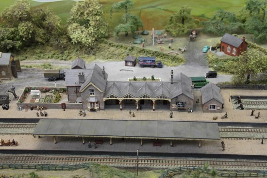 england barrowhill railways trains models