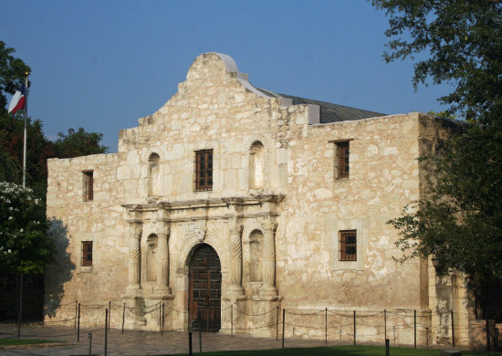 buildings texas alamo SanAntonio